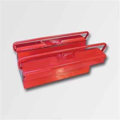 Kufr na nářadí kov.495x200x290mm 5 přihrádek  TB122B