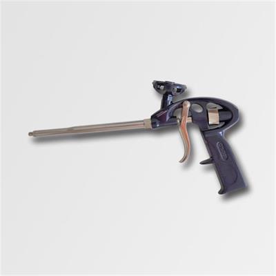 Pistole celokovová na PU pěny teflon