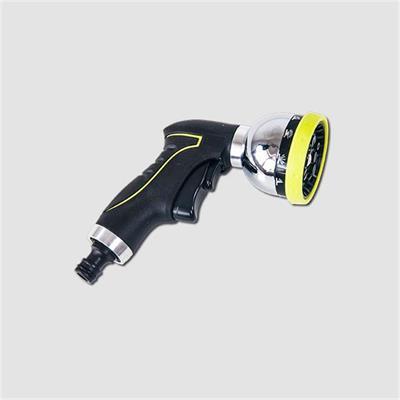 Rozstřikovač pistolový kovový 10-funkcí NEW
