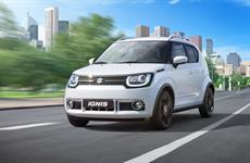Suzuki nový Ignis