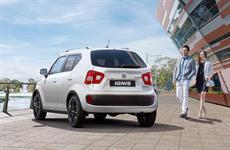 Suzuki nový Ignis 4x4