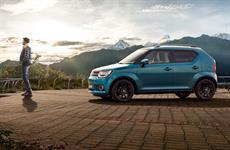 Suzuki Ignis novinka