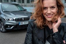 Andrea Kerestešová Růžičková Suzuki S-Cross