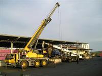 Nakládání nákladních vozů