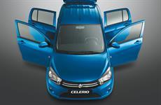 Suzuki Celerio malý vůz
