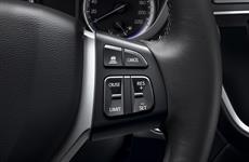 Suzuki S-Cross adaptivní tempomat