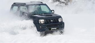Suzuki terén