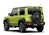 nový Suzuki Jimny 2019
