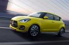 Suzuki Swift Sport 1,4