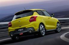 Suzuki Swift Sport nový