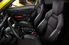 Suzuki Swift Sport interiér