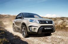 4x4 Suzuki Vitara