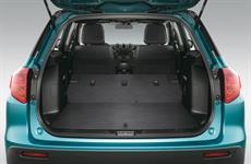 Suzuki Vitara zavazadlový prostor