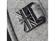 Silver Cross SURF KOČÁREK SPECIÁLNÍ EDICE ETON 3 - GREY ŠEDÁ (ČERNÝ HOŘČÍKOVÝ RÁM)