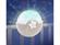 Infantino Noční lampička s projekcí šedá