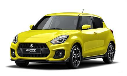 Suzuki Swift Sport nové generace